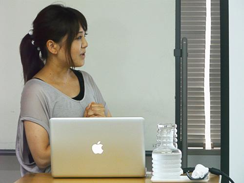 Webデザイナー監物薫さん
