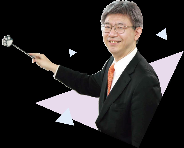 情報システムコース講師 松永隆男先生