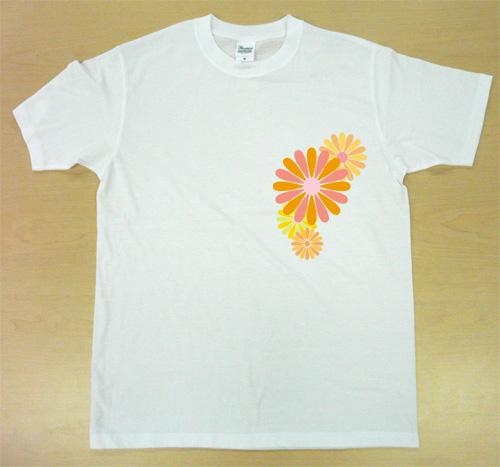 Tシャツコンテストの作品