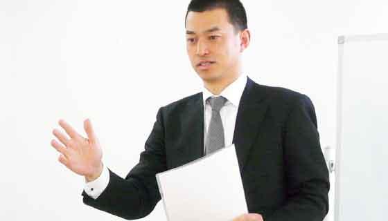 株式会社エンリージョン 江口 勝彦氏