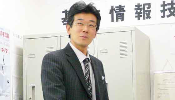 株式会社サンケイ情報ファシリティ 巻田 勝巳氏