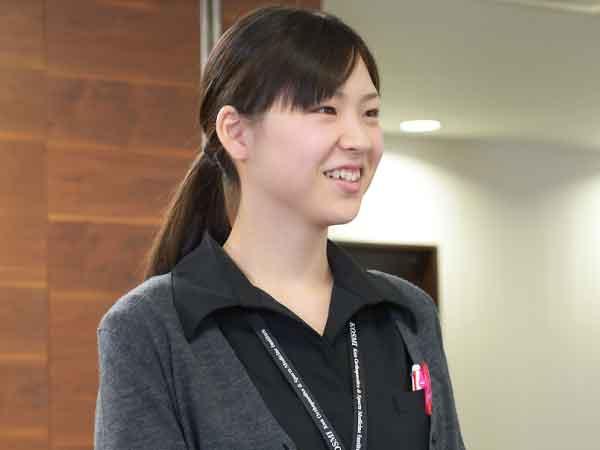 卒業生 大滝 彩さん