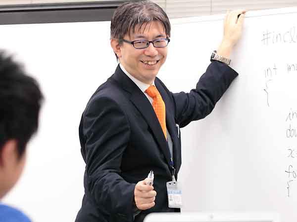 エンジニアクラス 松永 隆男先生