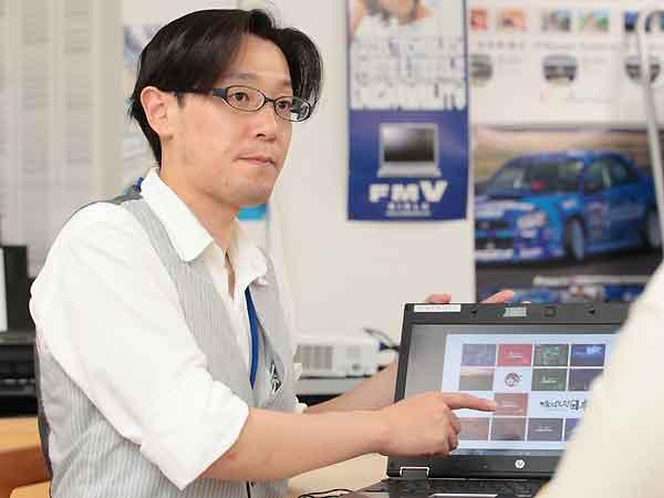 販売ビジネスコース 髙澤 明先生